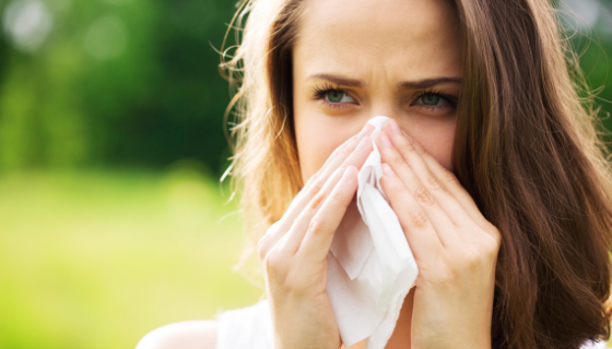 Fall Allergy Relief | LeannForst.com