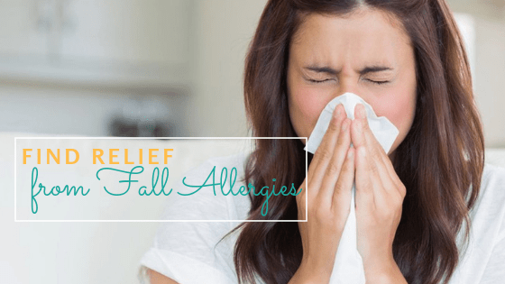 Fall Allergy Relief