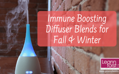 Immune Boosting Diffuser Blends for Fall & Winter
