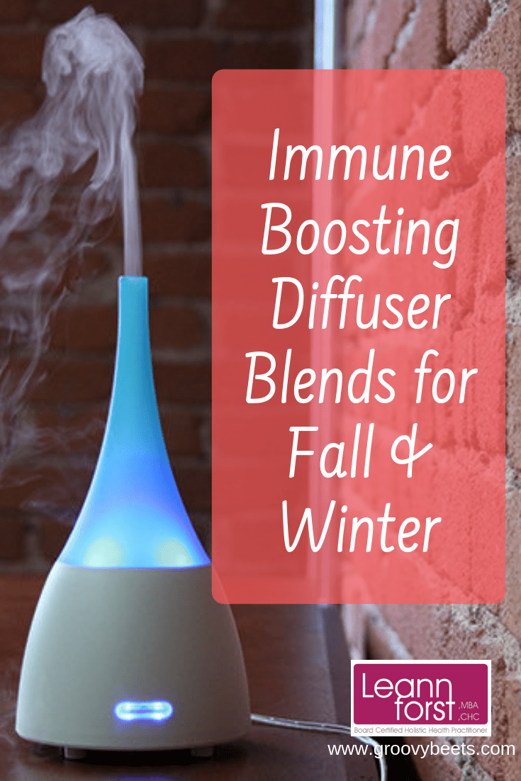 Immune Booster Diffuser Blends | GroovyBeets.com
