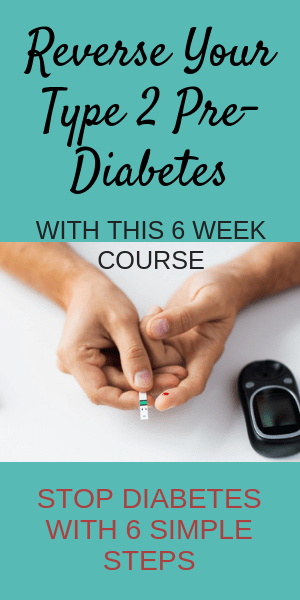 Reverse Your Type 2 Pre-Diabetes