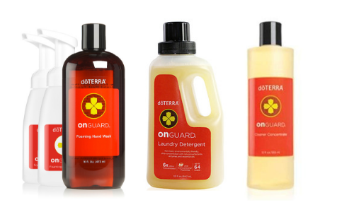 doTERRA Cleaning Products | LeannForst.com