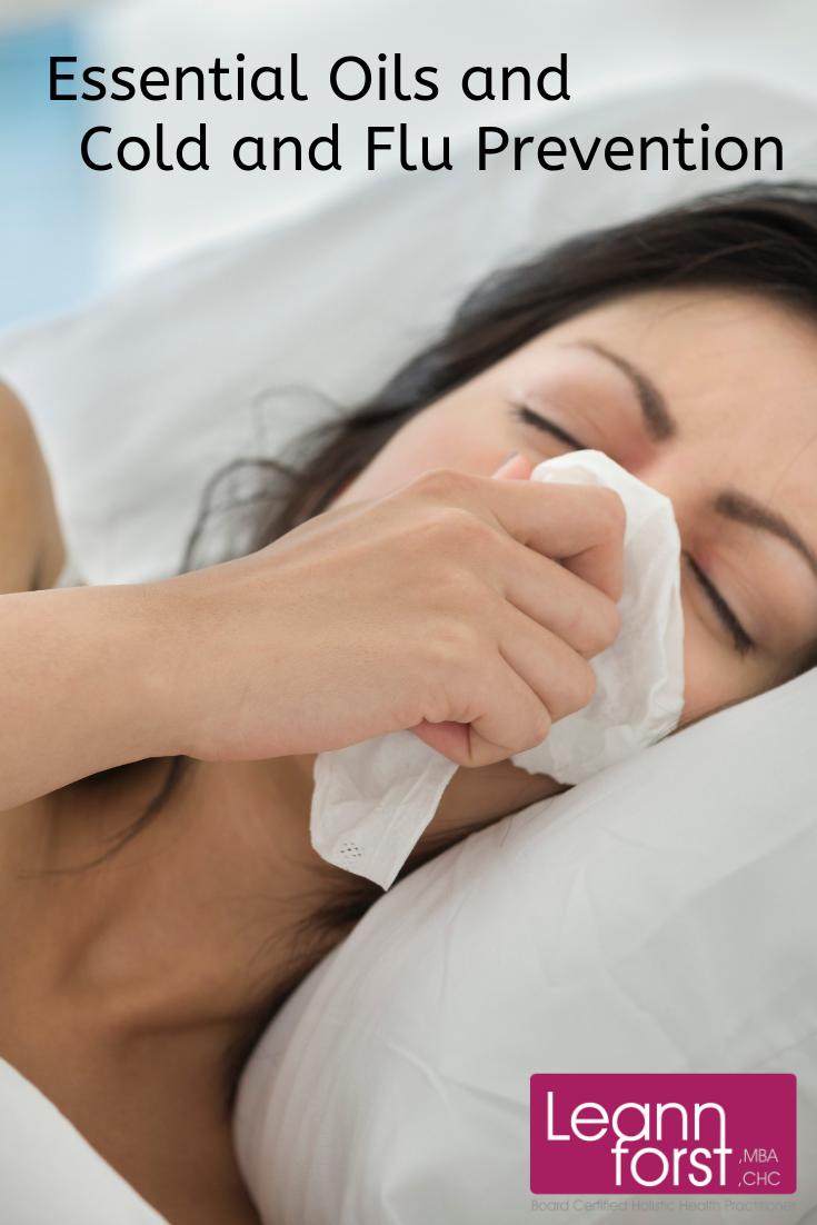 Essential Oils and The Flu | LeannForst.com