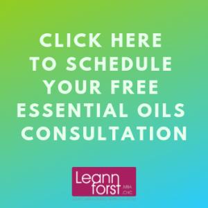 Free Essential Oil Consultation | LeannForst.com
