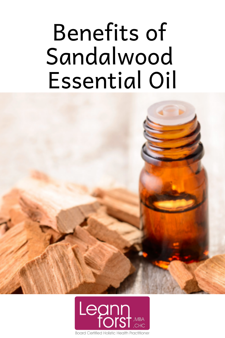 Benefits of Sandalwood Essential Oil | LeannForst.com