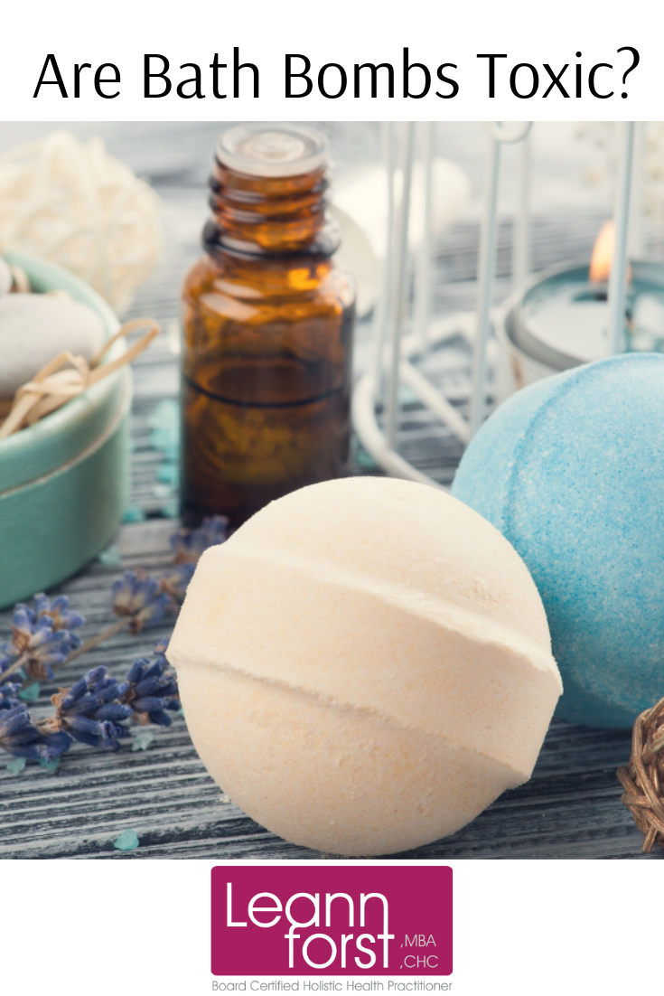 Are Bath Bombs Toxic? | LeannForst.com