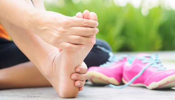 Natural Solutions for Plantar Fasciitis