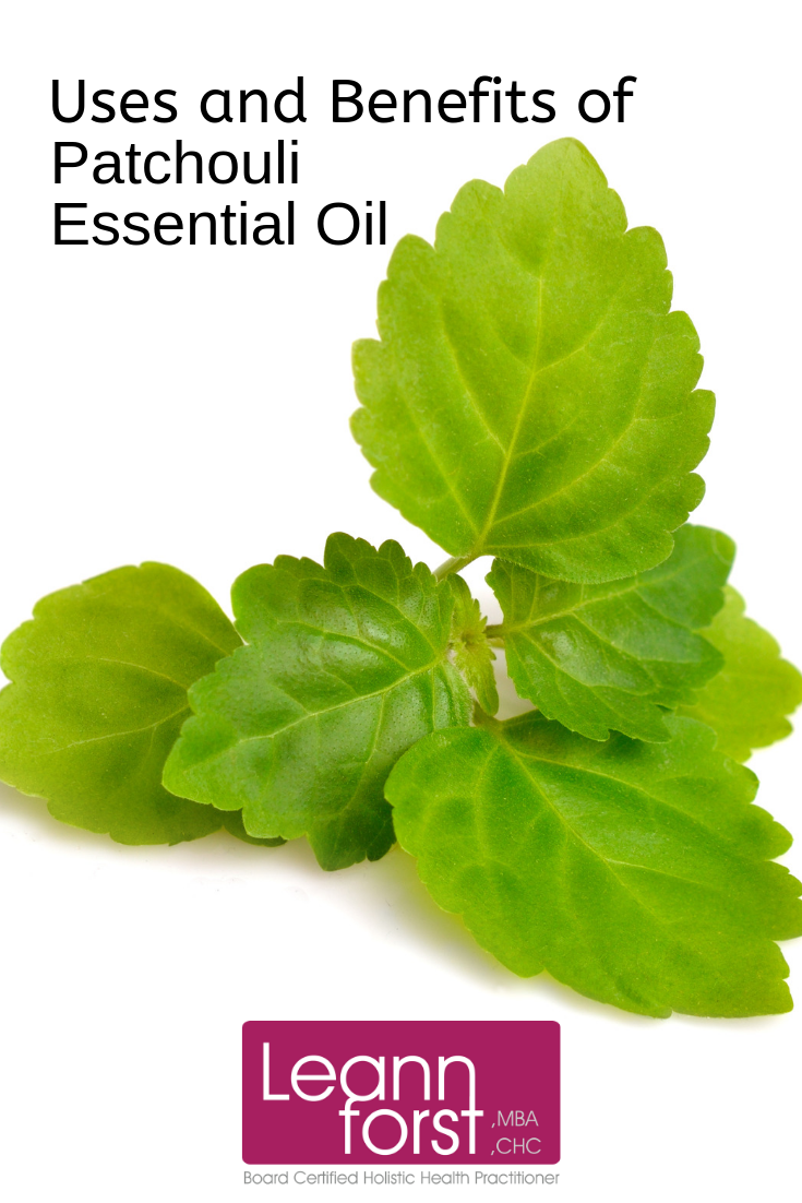 Patchouli Essential Oil | LeannForst.com