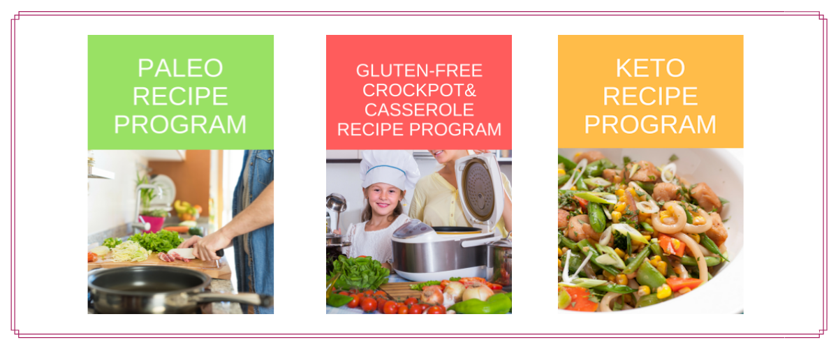 Recipe Programs | LeannForst.com