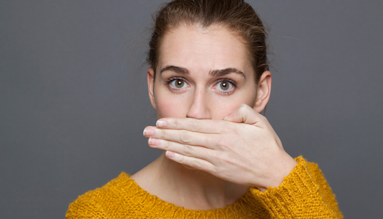 How to banish bad breath naturally