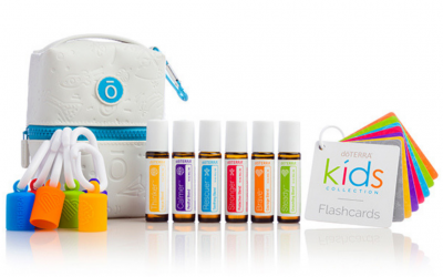 Essential Oil Blends for Healthy Kids