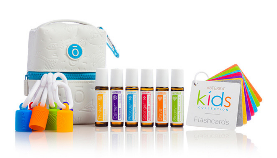 doTERRA Kid's Collection | LeannForst.com