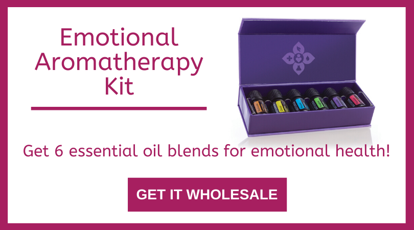 Emotional Aromatherapy Kit | LeannForst.com