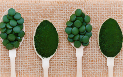 Chlorella and Cancer