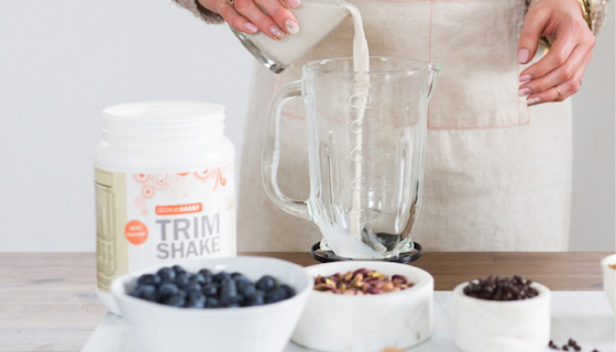Lose Weight with This Protein Shake
