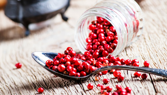 Healthy Metabolism with Pink Pepper Essential Oil