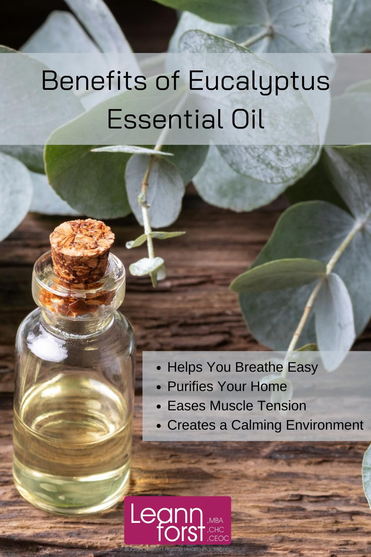 Eucalyptus Essential Oil | LeannForst.com
