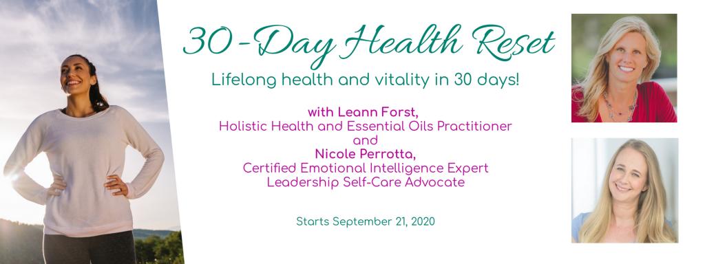 30-Day Health Reset | LeannForst.com