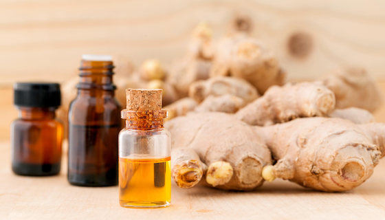 Benefits of Ginger Essential Oil
